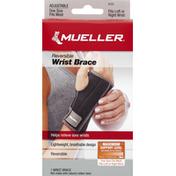 Mueller Wrist Brace, Reversible, Adjustable, One Size Fits Most