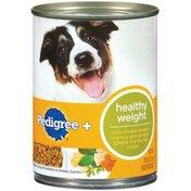 Pedigree Plus Healthy Weight Wet Dog Food