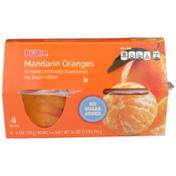 Hy-Vee Sweetened Mandarin Oranges In Water