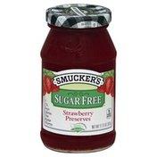 Smucker's Spread, Preserves, Strawberry, Sugar Free, Jar