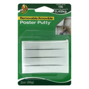 Duck Removable /Amovible Poster Putty