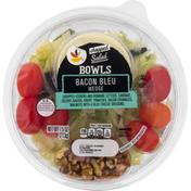 Ahold Salad Bowls, Bacon Bleu Wedge, Chopped