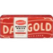 Darigold Medium White Cheddar No Color Added Cheese