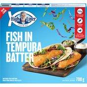 High Liner Fish in Tempura Batter