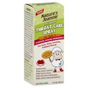 Natures Jeannie Throat Care, Spray, Yumberry Flavor