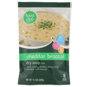 Food Club Cheddar Broccoli Dry Soup Mix