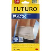 Futuro Stabilizing Back Support, Moderate Stabilizing Support, Small - Medium