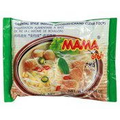 Mama Instant Noodles (Chand Clear Soup), Oriental Style
