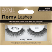 Ardell Lashes, Remy, 781