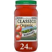 Classico Organic Marinara Pasta Sauce