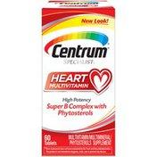 Centrum Specialist Heart Adult Multivitamin, Specialist Heart Adult Multivitamin