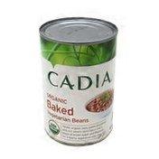 Cadia Organic Baked Vegetarian Beans