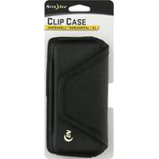 Nite Ize Clip Case, Hardshell, Horizontal, XL