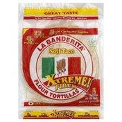 La Banderita Tortillas, Soft Taco, Flour