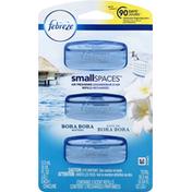 Febreze Air Freshener, Refills, Bora Bora Waters