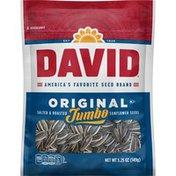 DAVID Seeds Original Jumbo Sunflower Seeds