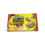 Maynards Watermelon Sour Candy Box