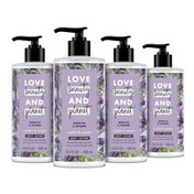 Love Beauty And Planet Body Lotion Argan Oil And Lavender
