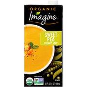 Imagine Organic Sweet Pea Creamy Soup