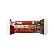 NuGo Free Dark Chocolate Trail Mix, Vegan, Gluten Free, Protein Bar