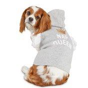 Bond & Co Extra Small Princess Nap Queen Pet Hoodie