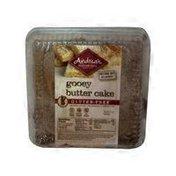 Andrea's Gluten Free Gooey Butter Cake