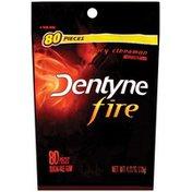 Dentyne Fire Spicy Cinnamon Sugar Free Gum