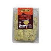 La Pasta Sweet Potato Kale Ravioli