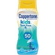 Coppertone Kids SPF 50 Tear Free Lotion