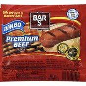 Bar-S Beef Jumbo Franks