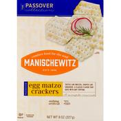 Manischewitz Crackers, Egg Matzo
