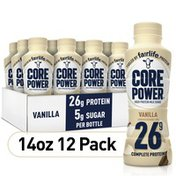 Core Power Protein Vanilla 26G Bottles