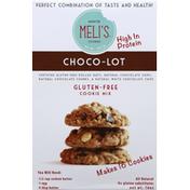 Melis Monster Cookies Cookie Mix, Gluten-Free, Choco-Lot