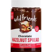 Wild Friends Hazelnut Spread, Chocolate