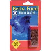 SF Bay Coffee Betta Food Freeze Dried Bloodworms