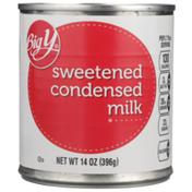 Big Y Sweetened Condensed Milk
