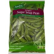 Signature Farms Peas, Sugar Snap, Stringless