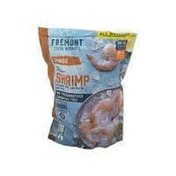 Fremont Fish Market Jumbo EZ Peel Raw Shrimp