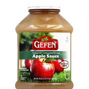 Gefen Apple Sauce Natural-Unsweetened