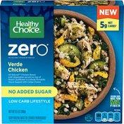 Healthy Choice Zero Verde Chicken