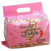 Wei Chuan Noodles, Sliced, Guan Miao