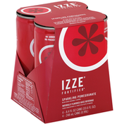 Izze Pomegranate Flavored Beverage