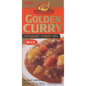 S&b Curry Mix, Japanese, Mild
