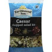 Earthbound Farm Salad Kit, Organic, Caesar, Chopped