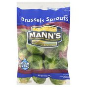 Mann Sunny Shores Brussels Sprouts, Steam in Bag
