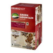 Green Mountain Coffee K-Cup Pods  Gingerbread - 12 CT