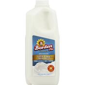 Borden Milk, Lite Line, Skim Milk