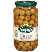 Fragata Spanish Manzanilla Pimiento Stuffed Olives