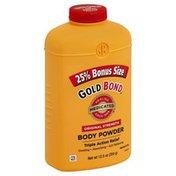 Gold Bond Body Powder, Medicated, Original Strength, Bonus Size
