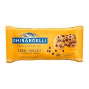Ghirardelli Semi-Sweet Chocolate Premium Baking Chips